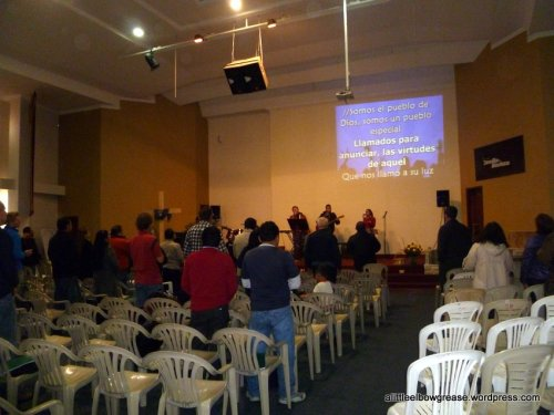 Some great times of worship